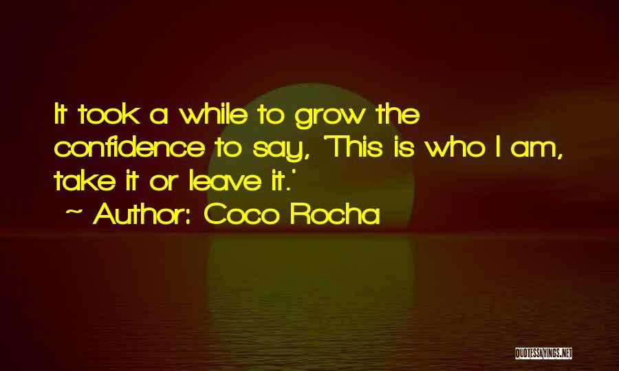 Coco Rocha Quotes 917249