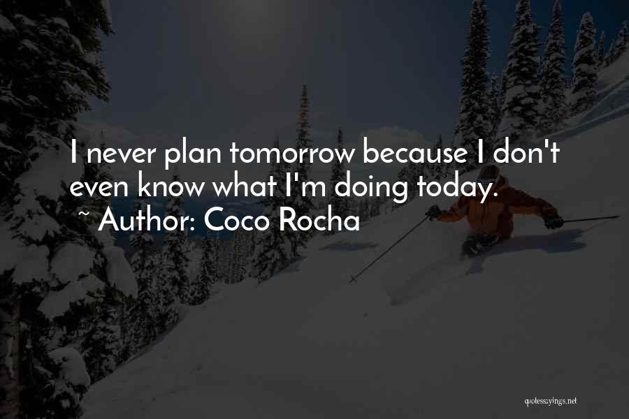 Coco Rocha Quotes 973574
