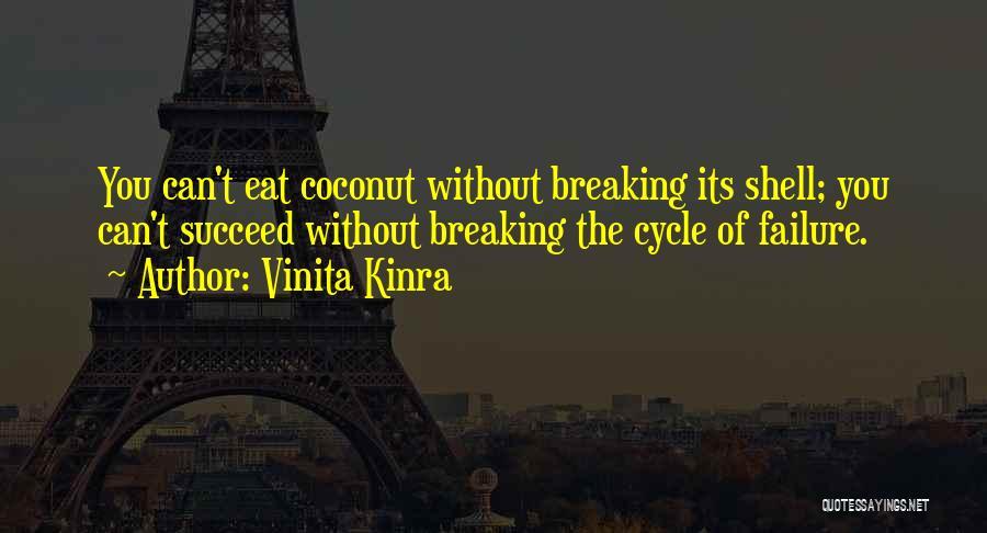Coconut Shell Quotes By Vinita Kinra