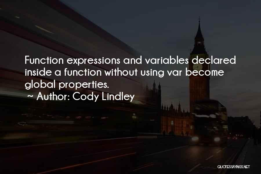 Cody Lindley Quotes 1394884
