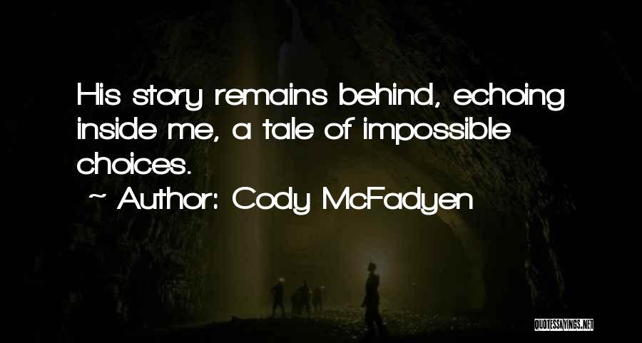 Cody McFadyen Quotes 1835159