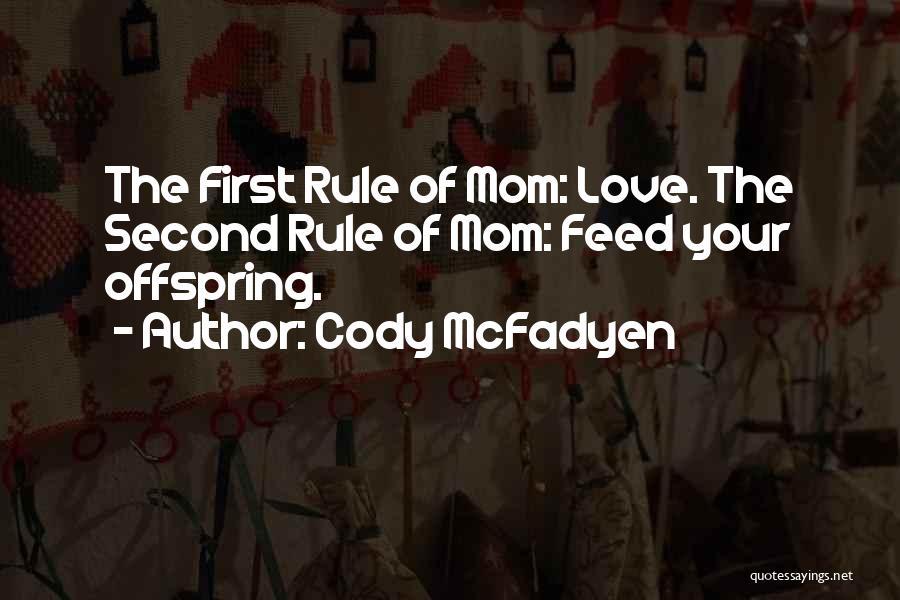 Cody McFadyen Quotes 243917