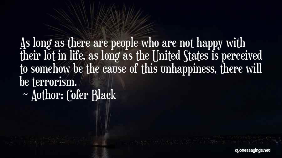 Cofer Black Quotes 1927907