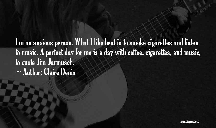 Top 56 Coffee And Music Quotes Sayings