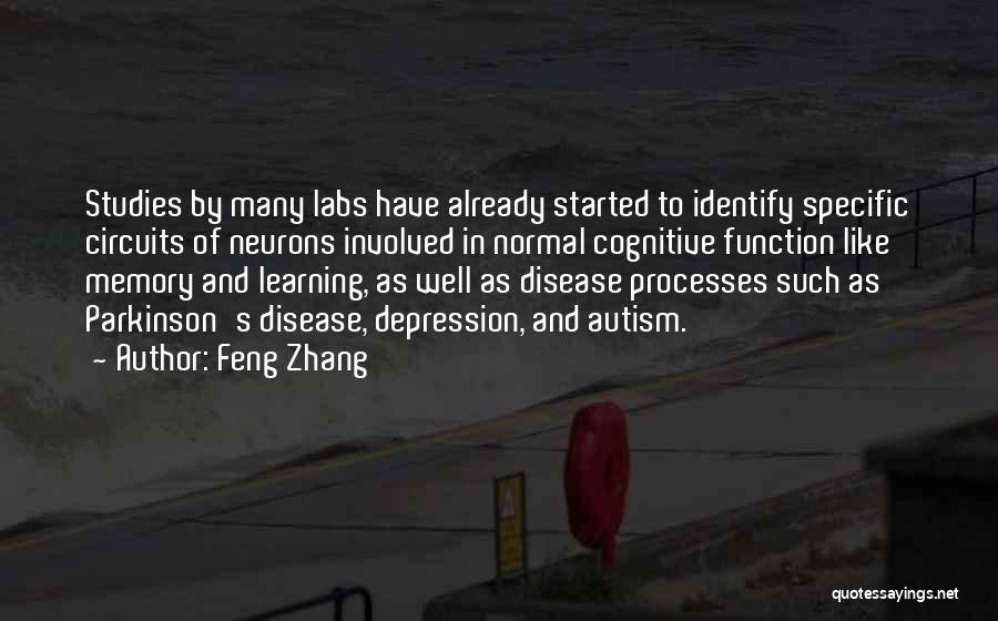 Cognitive Learning Quotes By Feng Zhang