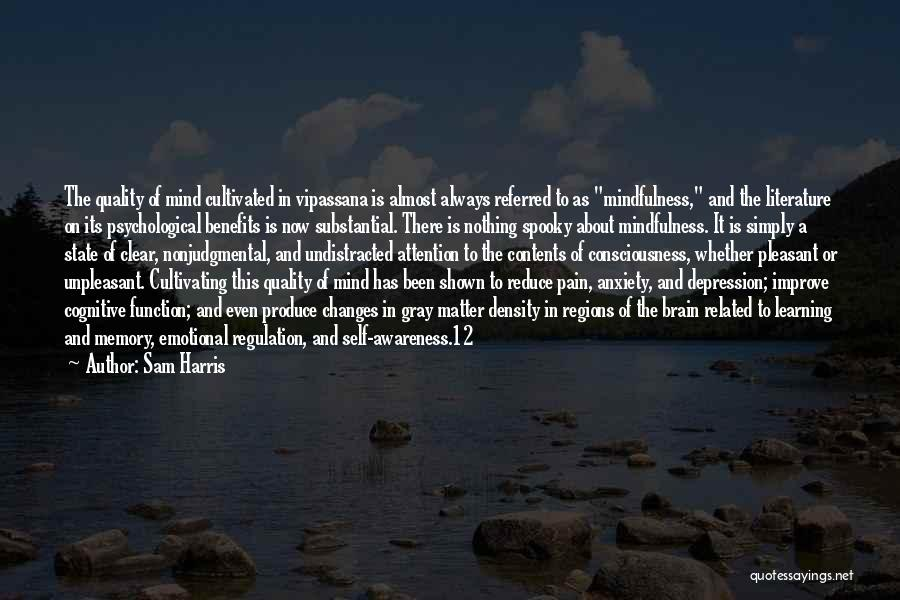 Cognitive Learning Quotes By Sam Harris