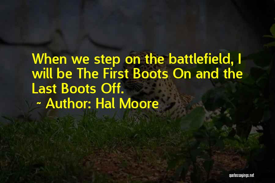 Col Hal Moore Quotes By Hal Moore