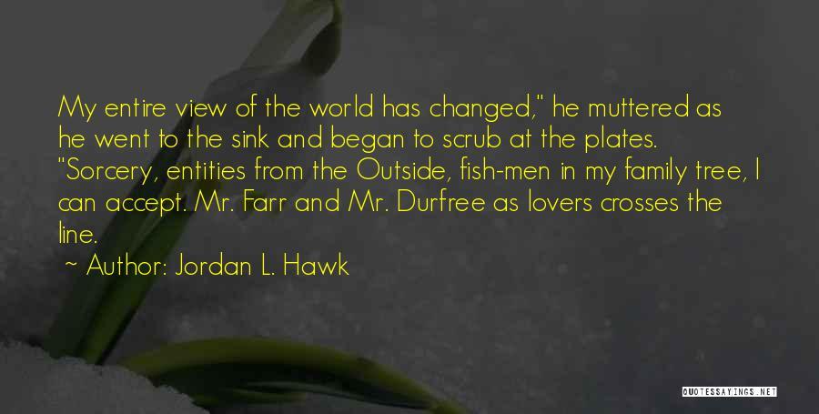 Col Sink Quotes By Jordan L. Hawk