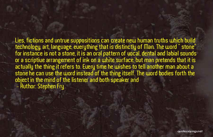 Cold Man Quotes By Stephen Fry
