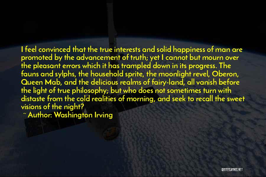 Cold Man Quotes By Washington Irving