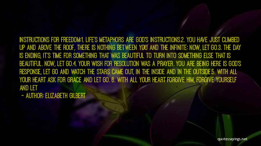 Cold Relationship Quotes By Elizabeth Gilbert
