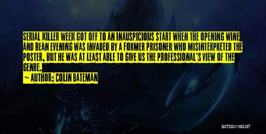 Colin Bateman Quotes 392598