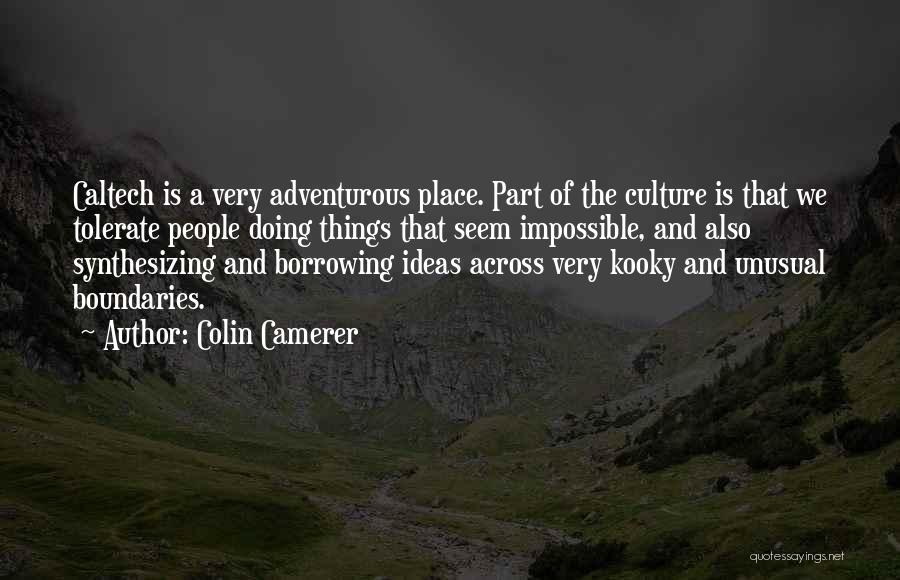 Colin Camerer Quotes 2095032