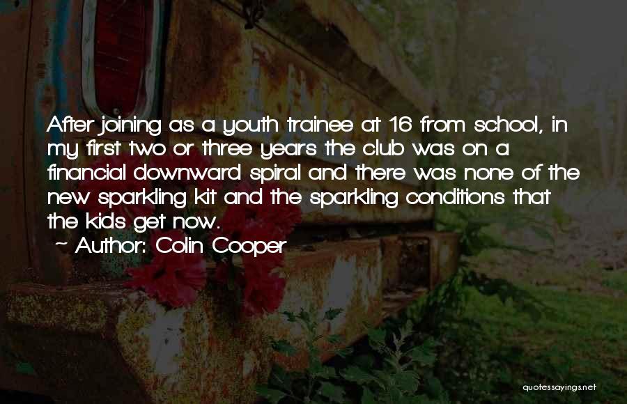 Colin Cooper Quotes 891065