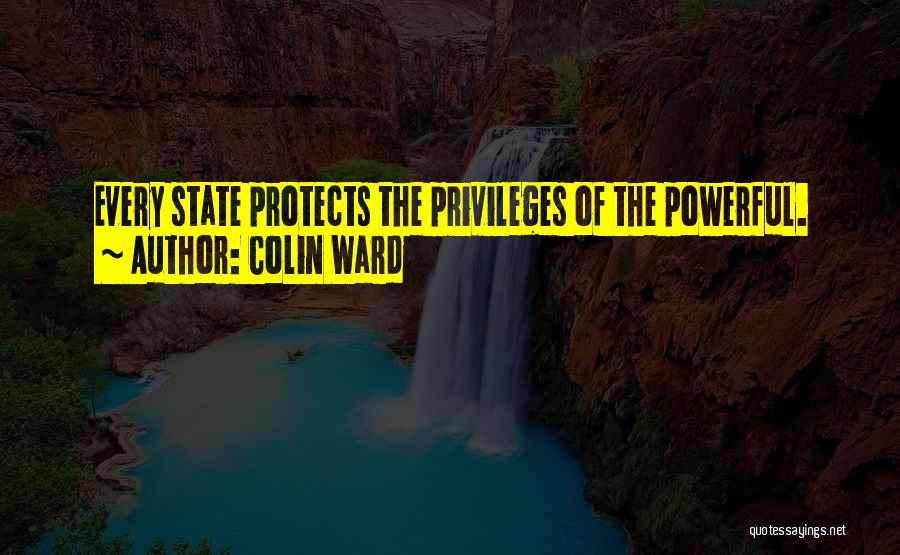 Colin Ward Quotes 1496221