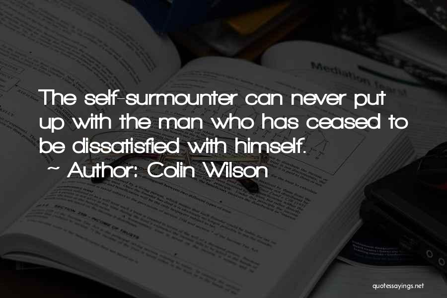 Colin Wilson Quotes 1064938