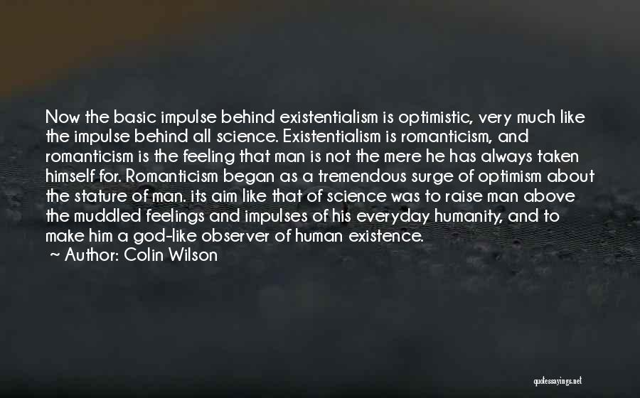 Colin Wilson Quotes 1080596