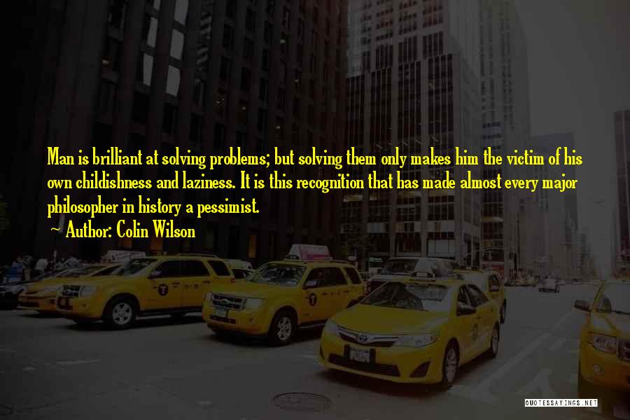 Colin Wilson Quotes 1160851
