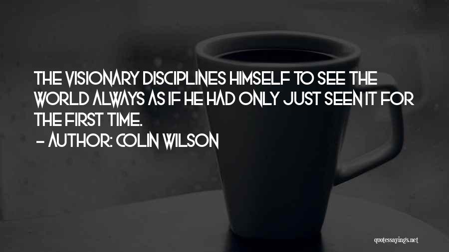 Colin Wilson Quotes 1208466