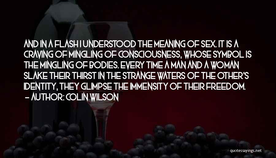 Colin Wilson Quotes 1250152