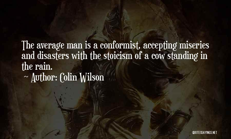 Colin Wilson Quotes 1348732