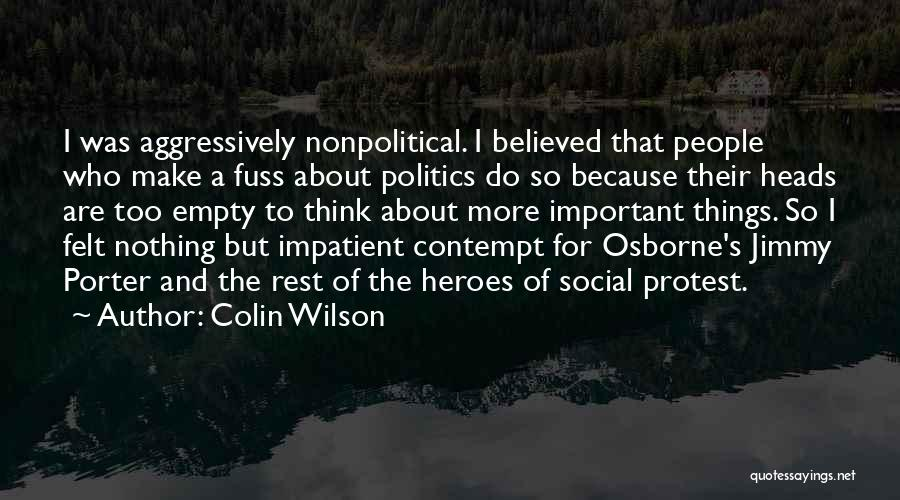 Colin Wilson Quotes 1604612