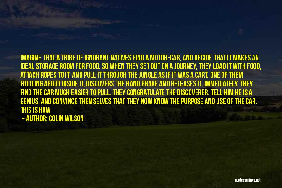 Colin Wilson Quotes 2050073