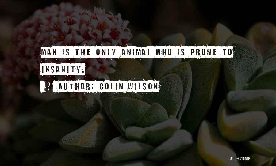 Colin Wilson Quotes 222734