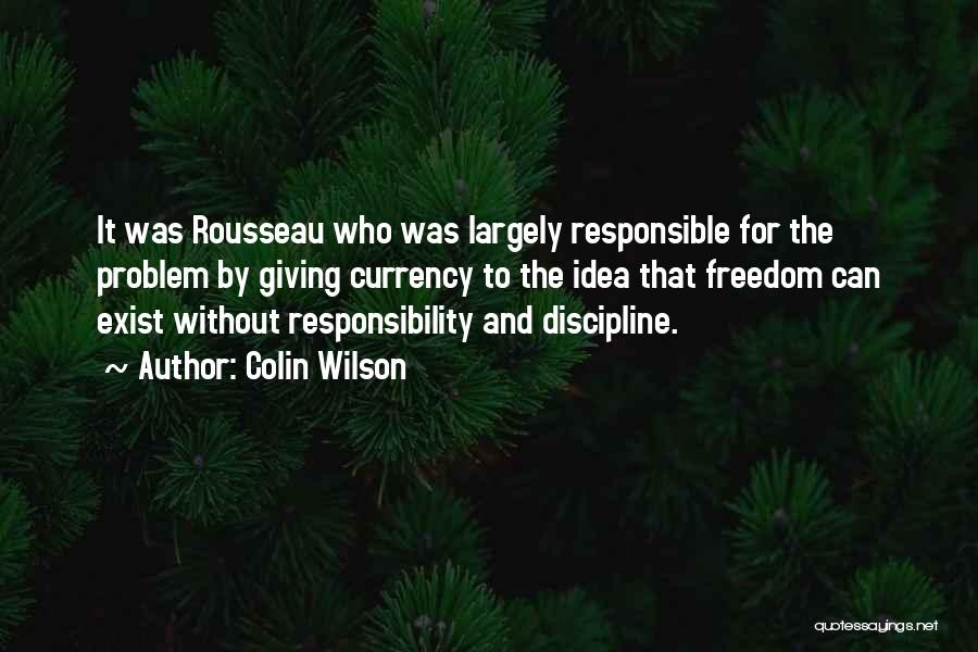 Colin Wilson Quotes 242704
