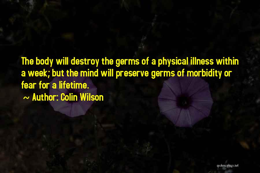 Colin Wilson Quotes 422541