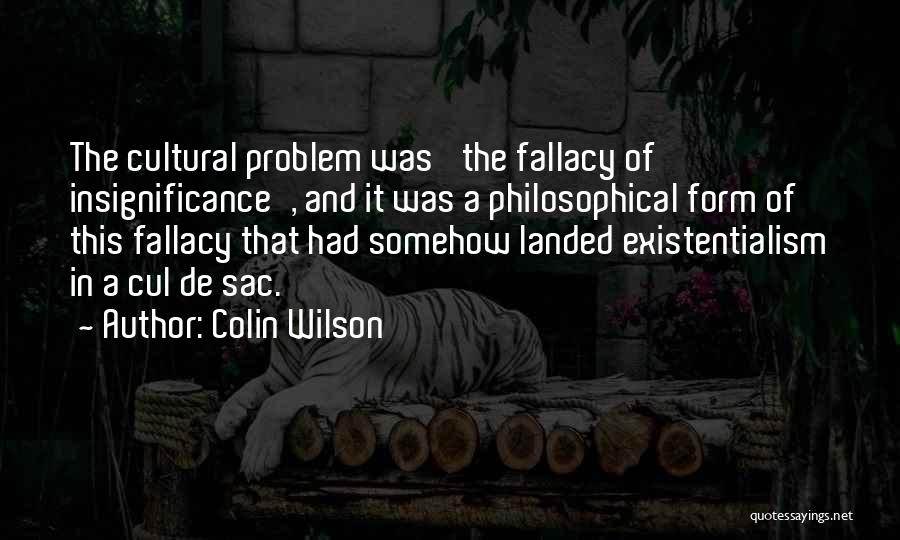 Colin Wilson Quotes 590414