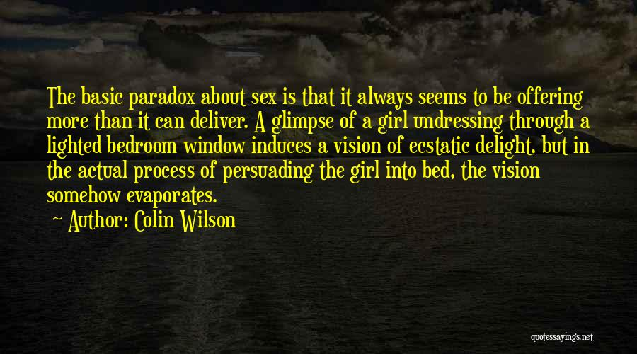 Colin Wilson Quotes 628911