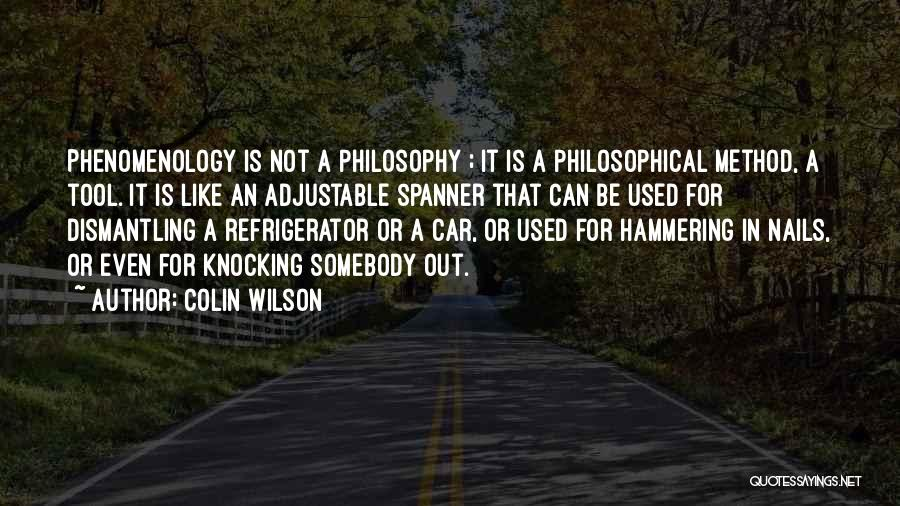 Colin Wilson Quotes 652274
