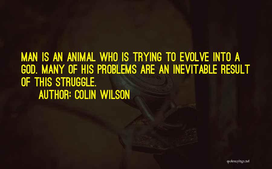 Colin Wilson Quotes 818593