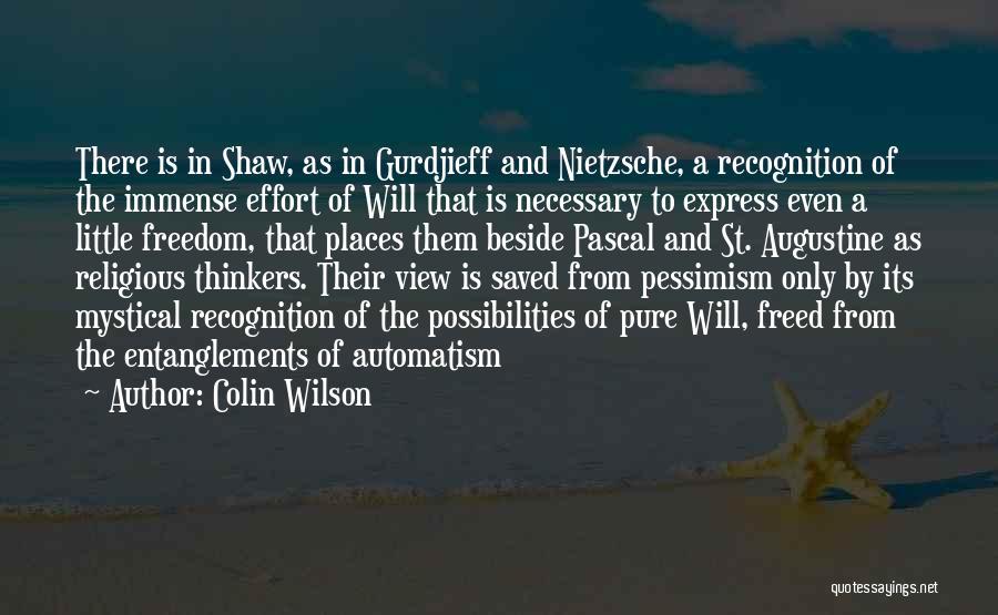 Colin Wilson Quotes 916764