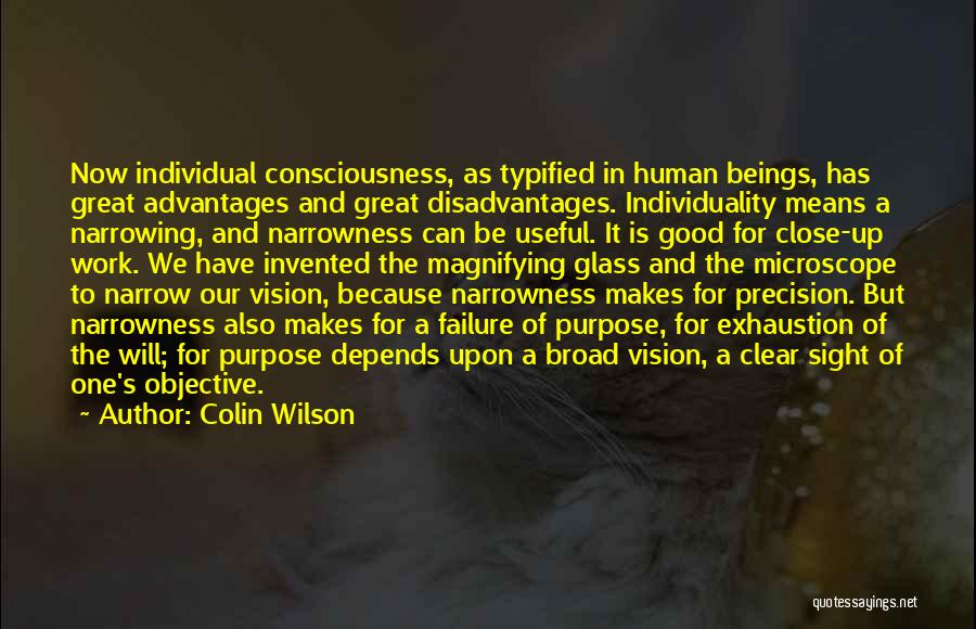 Colin Wilson Quotes 998893