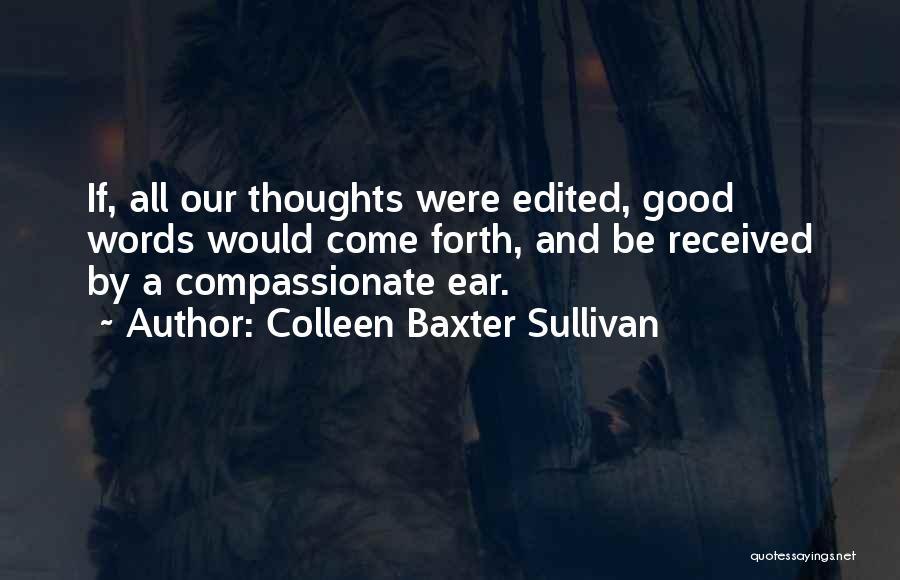 Colleen Baxter Sullivan Quotes 272470