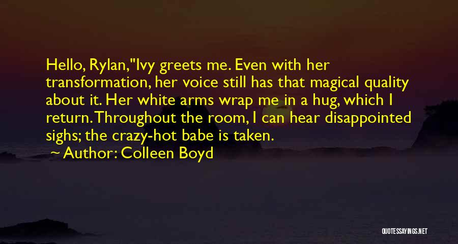 Colleen Boyd Quotes 2210732