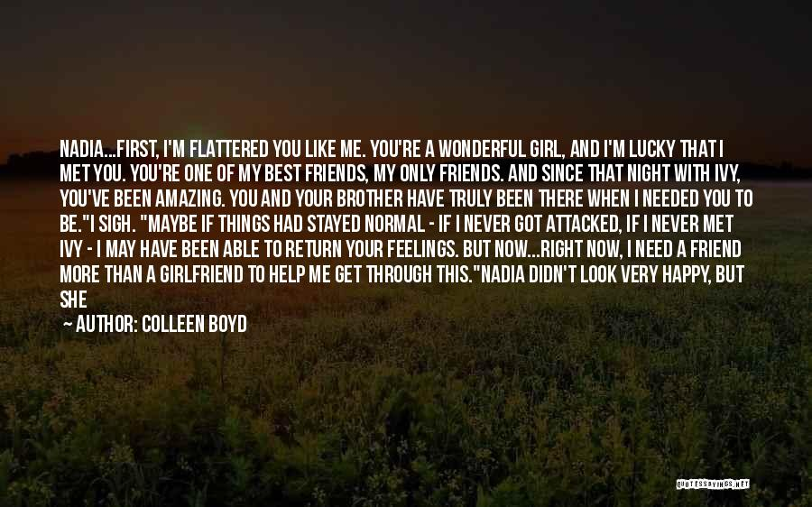Colleen Boyd Quotes 776429