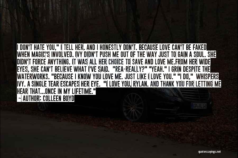 Colleen Boyd Quotes 983839