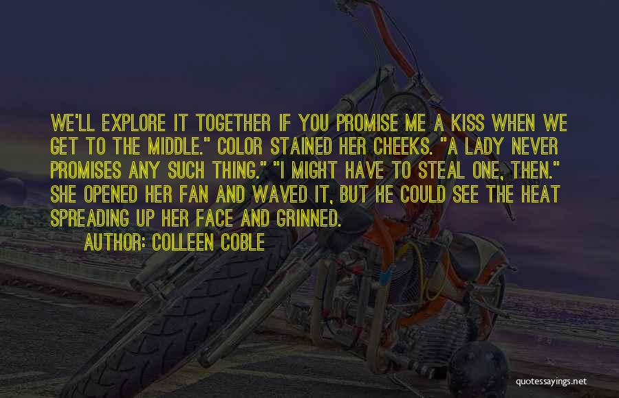 Colleen Coble Quotes 1191436