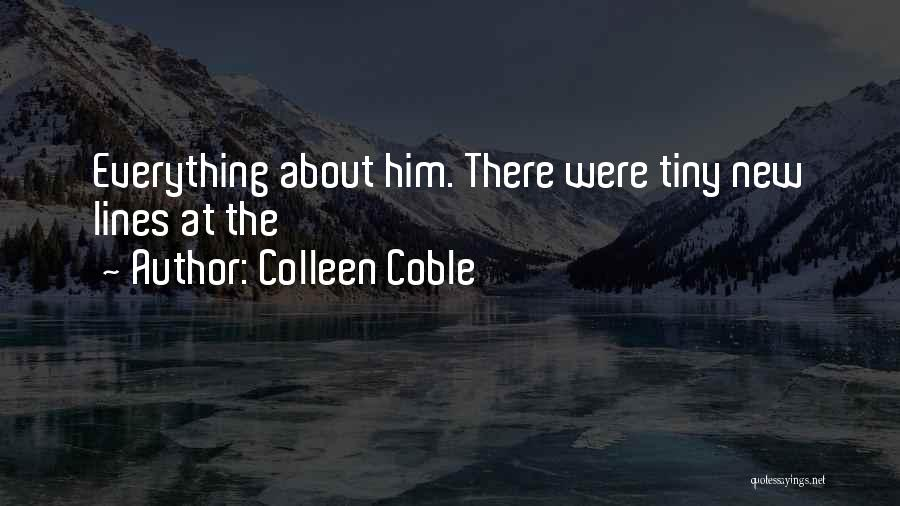 Colleen Coble Quotes 1251363
