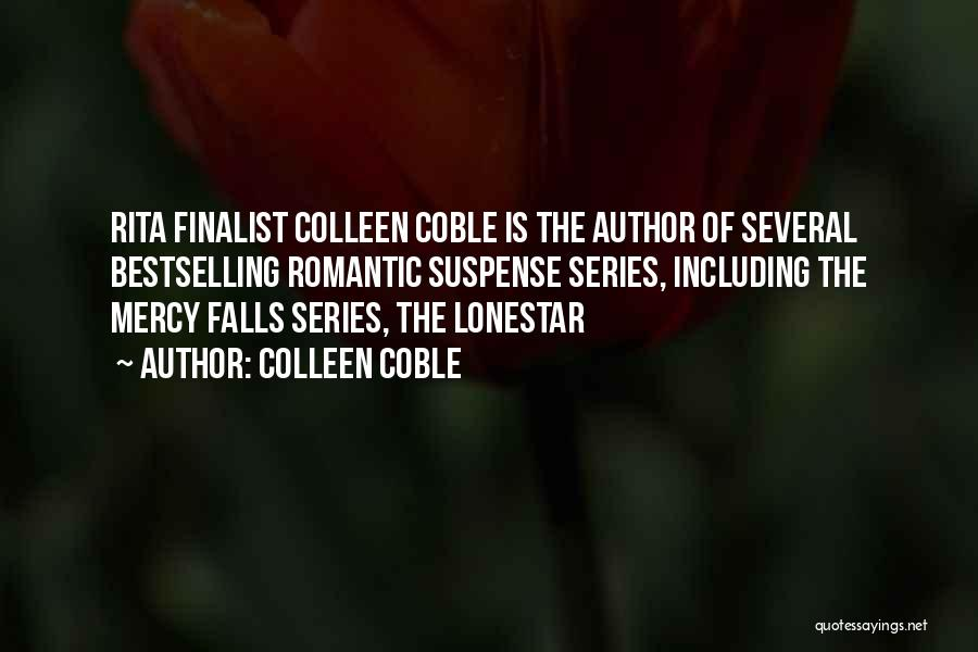 Colleen Coble Quotes 1287079