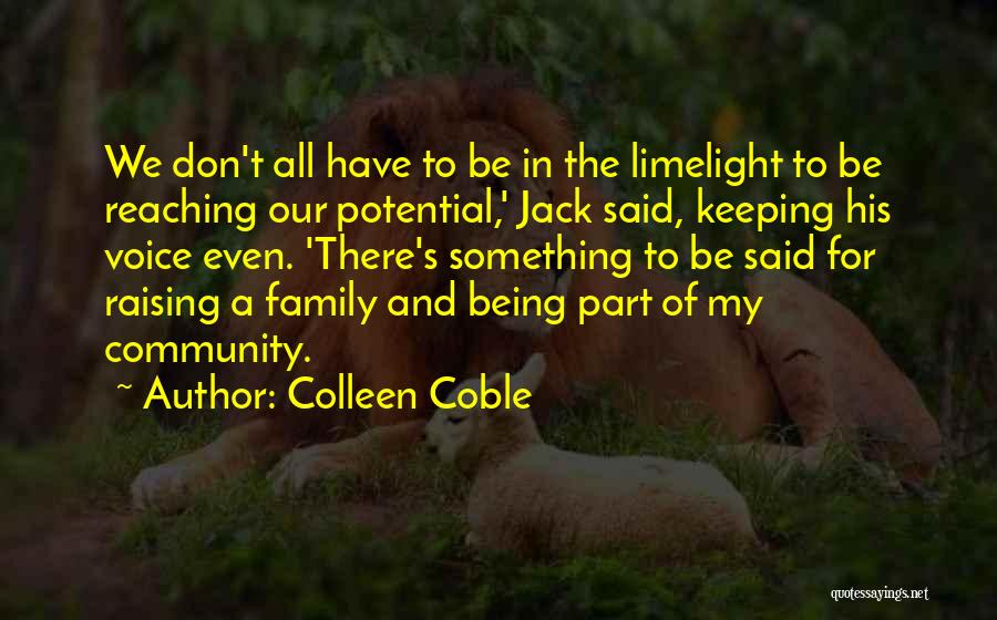 Colleen Coble Quotes 1498176