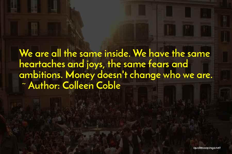 Colleen Coble Quotes 1500924