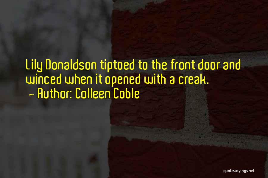 Colleen Coble Quotes 1686340