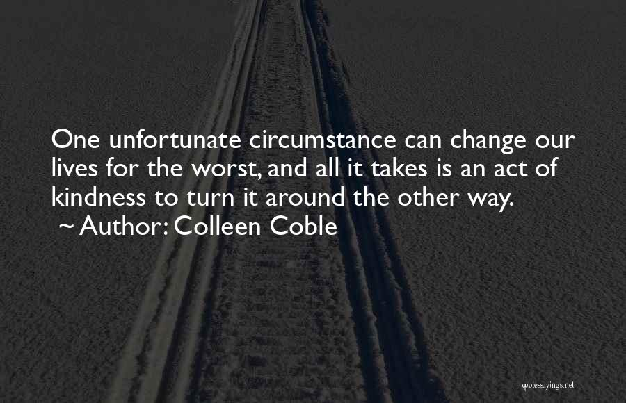 Colleen Coble Quotes 486165