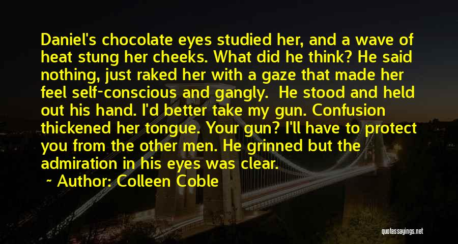 Colleen Coble Quotes 711040