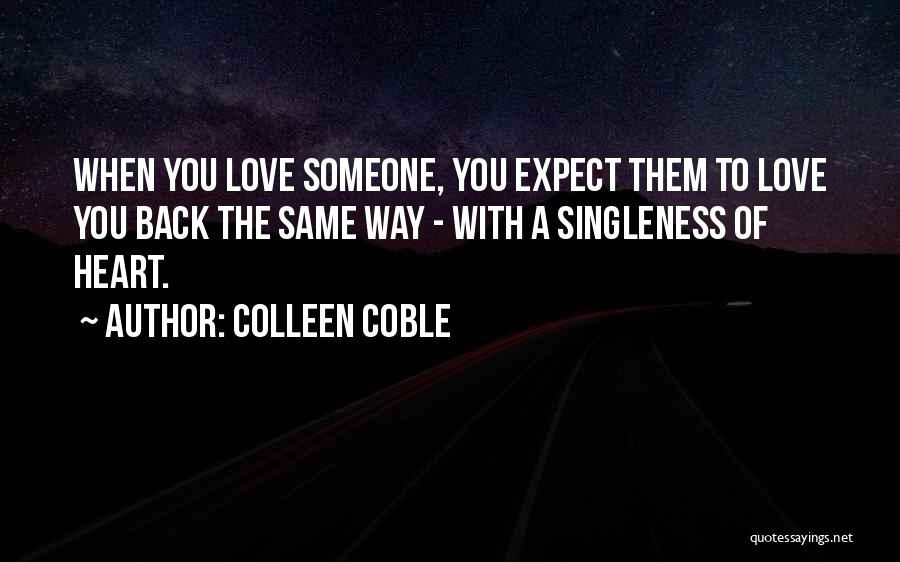 Colleen Coble Quotes 768493