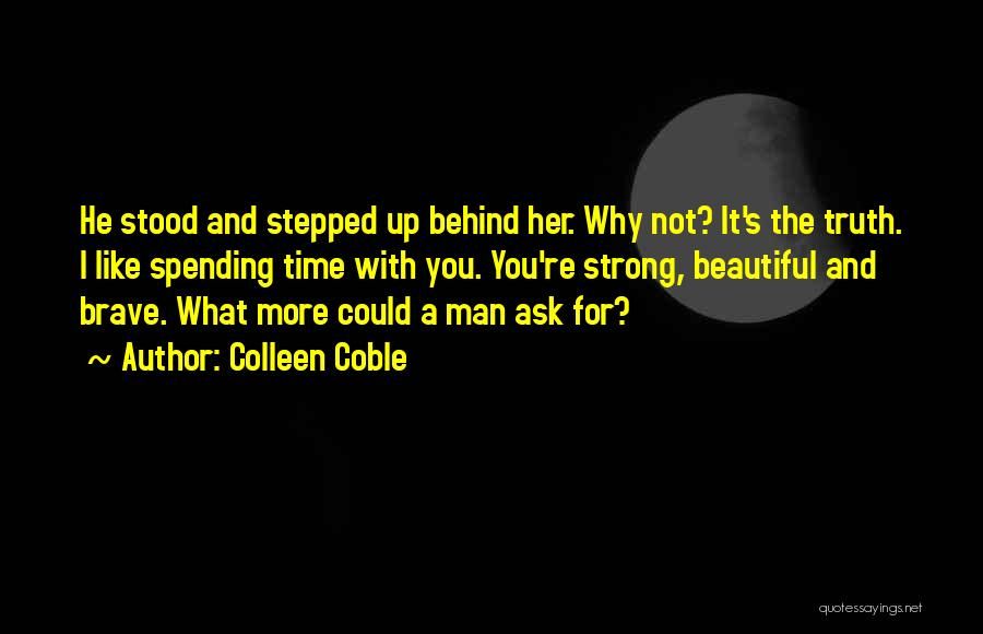 Colleen Coble Quotes 870556